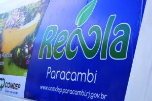 Coleta Seletiva em Paracambi
