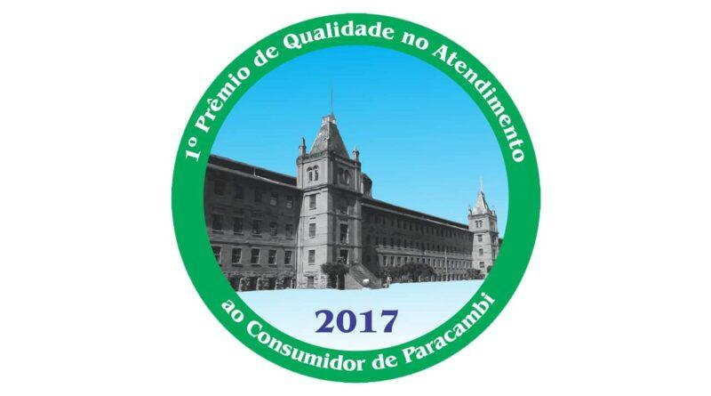 prêmio de qualidade de atendimento ao consumidor de paracambi