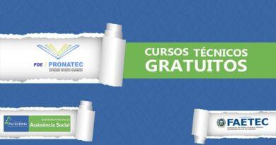 Pronatec está com inscrições abertas em Paracambi até 16 de maio